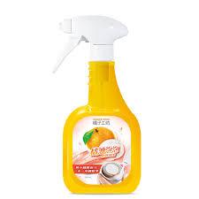 『橘子工坊 橘油泡泡食器清潔』